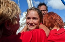 Dutch teen (16) completes solo circumnavigation of globe