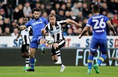 Last night's Newcastle v Leeds Championship clash drew a record crowd to St. James' Park