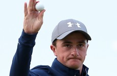Paul Dunne two shots clear and 'ready' to win first European Tour title