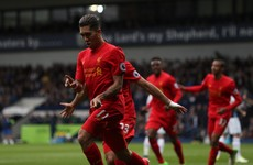 Firmino hands Liverpool vital win as Klopp's men move into third