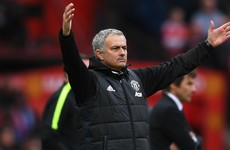Jose Mourinho: Man Utd 'totally controlled a team full of fantastic players'