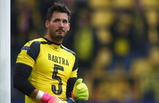 'Nights are the worst, I can't sleep' - Dortmund 'keeper reveals struggles after bus attack
