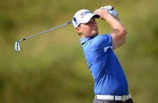 Grace calm under fire at Fancourt