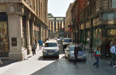 Man stabbed close to O'Connell Street in Dublin city centre