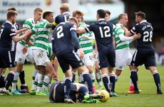 Rodgers: Celtic victims of 'blatant cheating' and 'horrendous decision'