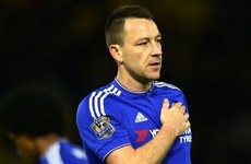 Chelsea confirm John Terry will leave the club at end of season