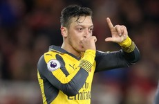 Lots of Arsenal changes - including the use of wing-backs - as they grind out 'Boro win