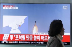North Korea threatens weekly missile tests as Trump says they 'gotta behave'