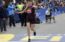 First woman to ever compete in Boston Marathon runs again 50 years later