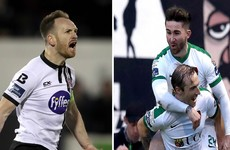 The LOI's top two clubs scored pretty special goals in the latest matchweek