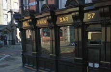 Hoax pipe bomb found outside Dublin city centre pub