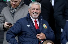 Watch: Live announcement of the British and Irish Lions squad