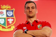 Warburton learned of Lions honour in supermarket car park
