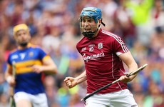 Breaking his foot twice, focusing on Galway after club setback and Glynn's return from NY