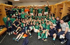 Lions confidence comes from Ireland downing the All Blacks in Chicago