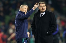 Lions 'clutching at straws' if Ireland's Chicago win an inspiration, insists Steve Hansen