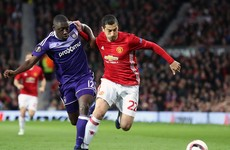 As it happened: Man United v Anderlecht, Europa League