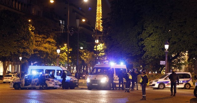 Police officer and suspected attacker shot dead in Paris gun battle