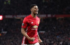 Man United survive big scare to progress to Europa League semis