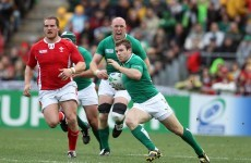 A dish served cold: D'Arcy targets 'revenge' against Wales