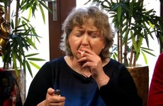 These three Irish mams trying weed for the first time in Amsterdam is a joyous thing