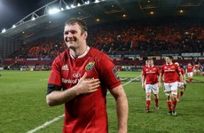 'Donnacha wants to stay here and play for Munster. He doesn't want to go and I know that for a fact'