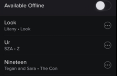 Here's why those Spotify playlists have taken over Irish Twitter