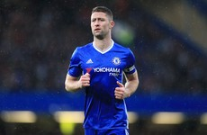 Chelsea's Gary Cahill a doubt for FA Cup semi-final after spending two nights in hospital