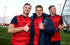 'We've got a few plans up our sleeve' - Munster hungry to upset Saracens