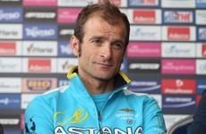 Former Giro winner Scarponi dies after being hit by van while training