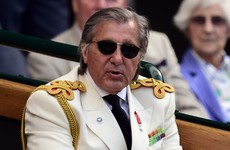 Tennis great Nastase investigated for 'racial slur' about Serena's unborn child