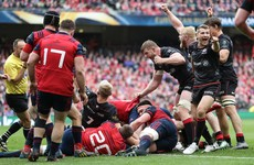 Munster's European dream ended in Dublin by impressive Saracens