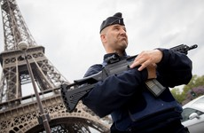 Panic in Paris train station as police arrest man carrying a knife