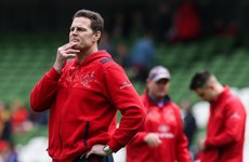 'It's hugely reassuring that Rassie's staying' -- Scannell