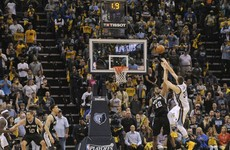 The Grizzlies and Spurs gave us a Game Four overtime epic last night