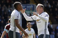 As It Happened: Burnley v Man United, Premier League