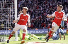 As it happened: Arsenal v Manchester City, FA Cup semi-final