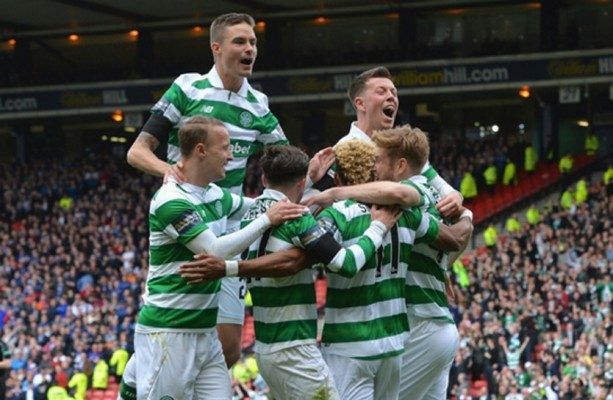 The treble is still on for Celtic after another O** F*** win in cup semi-final