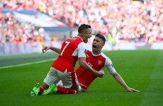 Wenger in... to another FA Cup final as Arsenal beat City in extra-time