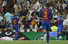 Messi hits Barca 500 with last-gasp El Clasico winner