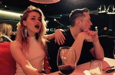 Amber Heard confirmed she's now dating Elon Musk with this Instagram... it's the Dredge