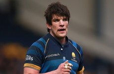 38-year-old Donncha O'Callaghan has signed a new contract with Worcester