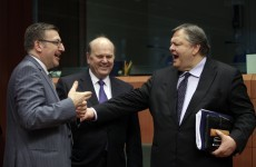 Noonan to hold talks with ECB chief Mario Draghi