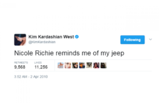 A complete rundown of Kim Kardashian's most bizarre old tweets