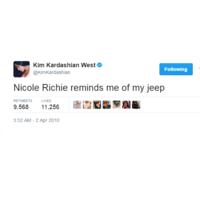A complete rundown of Kim Kardashian's most bizarre old tweets