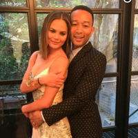 Chrissy Teigen and John Legend recreated a typical debs and it was adorable