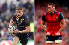 Ringrose and Stander among final five in the running for European Player of the Year