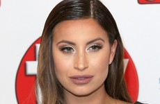 Reality star whose boyfriend was arrested for acid attack confirms she is pregnant