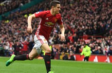 Derby defeat would make top four placing 'very difficult', says United's Herrera