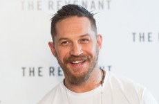 Tom Hardy actually chased down and tackled a moped thief in London... it's the Dredge